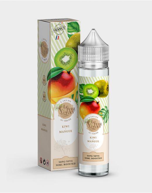 Eliquide Kiwi Mangue 50 ml Le petit verger