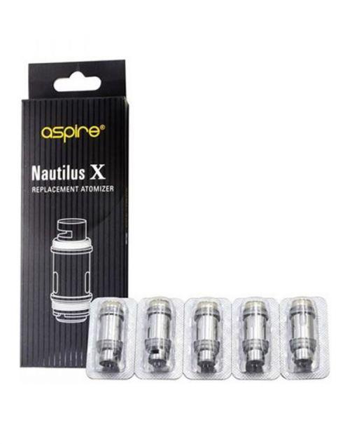 Résistances Nautilus X Aspire