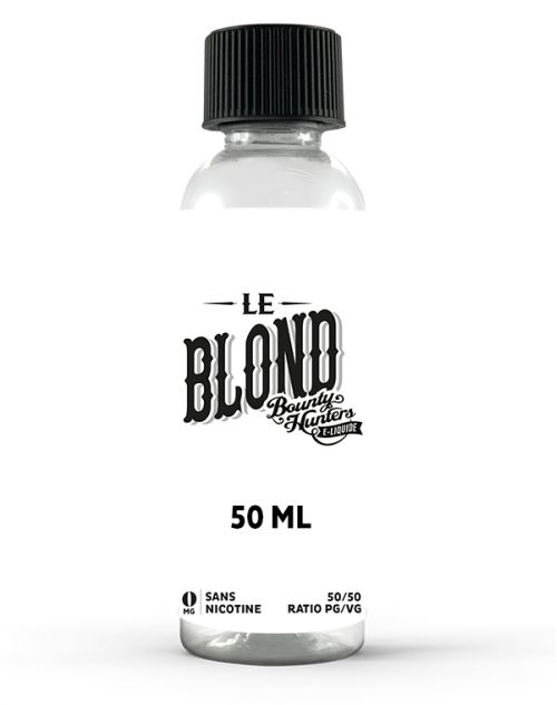 Eliquide Le Blond 50ml Bounty Hunters