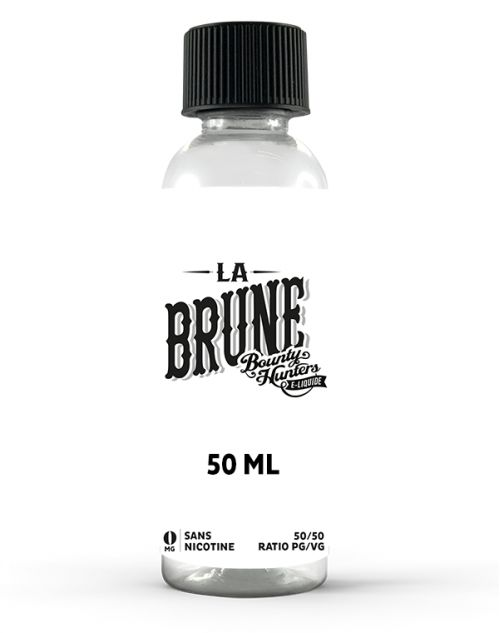Eliquide La Brune 50ml Bounty Hunters
