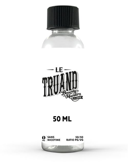 Eliquide Le Truand 50ml Bounty Hunters