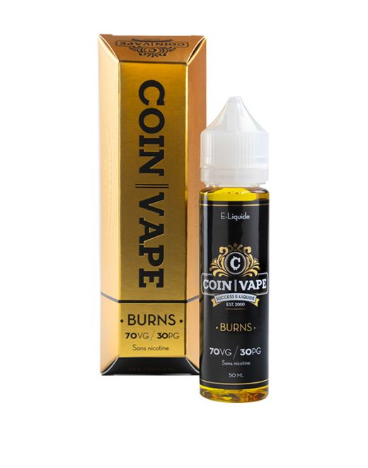 Burns Coin Vape