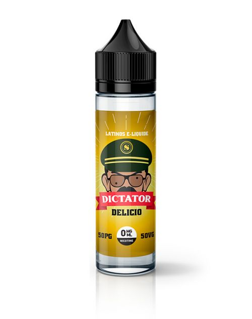 Eliquide Delicio 50ml Dictator SITE OFFICIEL