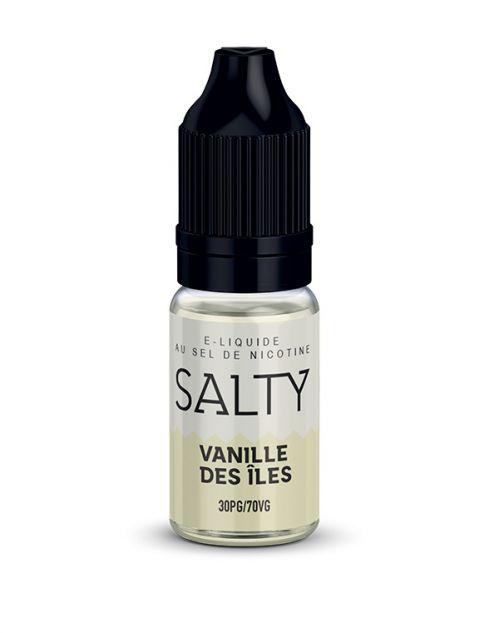Eliquide Vanille des îles Salty