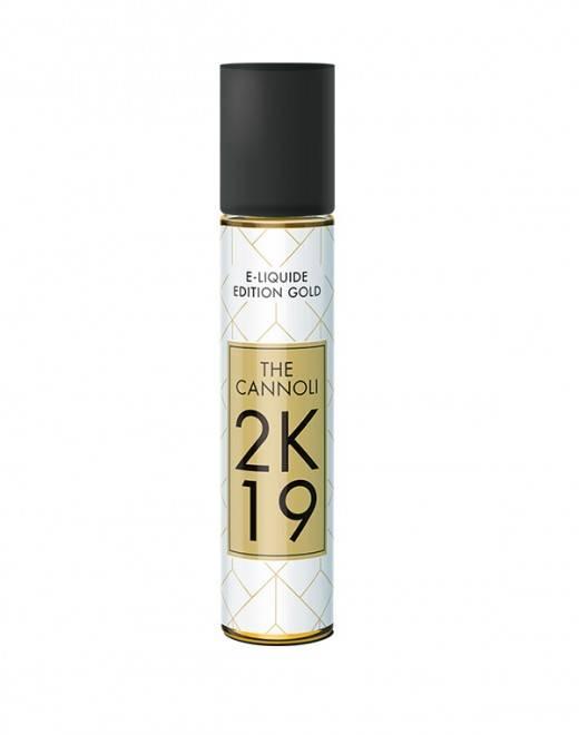 Eliquid The Cannoli 2K19