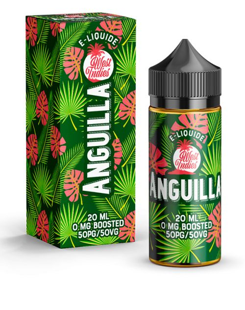 Eliquide Anguilla 20 ml West Indies SITE OFFICIEL