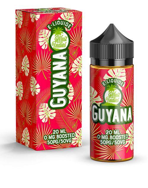 Eliquide Guyana 20 ml West Indies