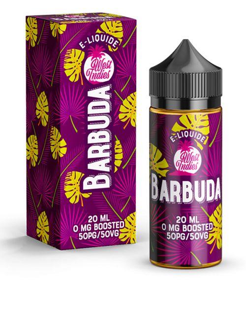 Eliquide Barbuda 20 ml West Indies