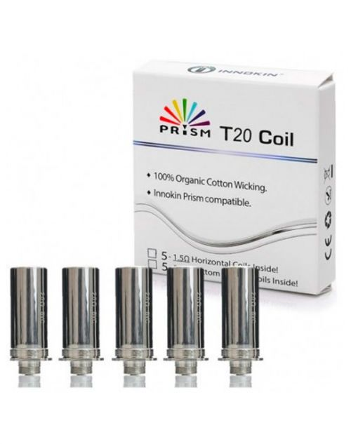 Prism T20 Innokin Coils