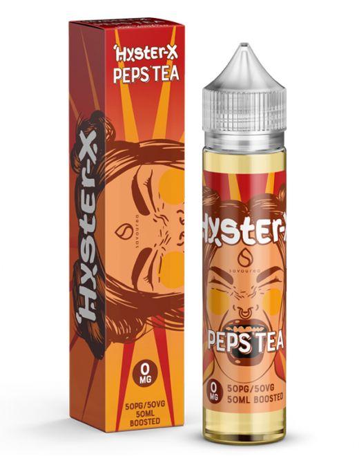Eliquide Peps Tea 50ml Hyster-X