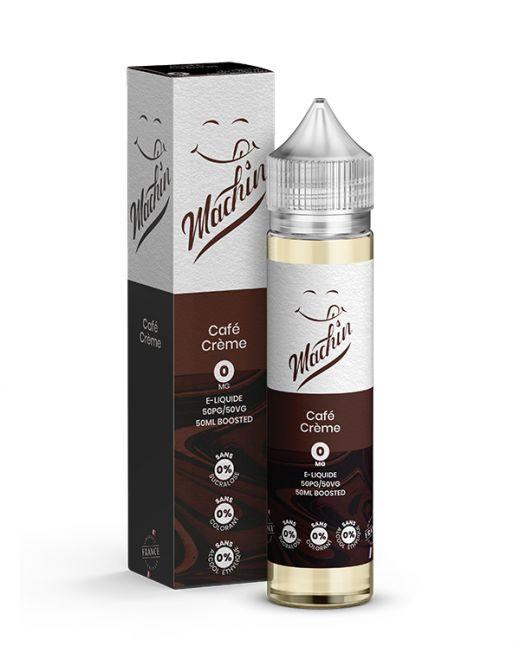 Eliquide Café Crème 50 ml Machin